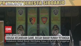 VIDEO: Diduga Kecanduan Game, Bocah Bakar Rumah Tetangga