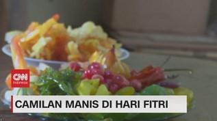 VIDEO: Aneka Camilan Manis di Hari Fitri