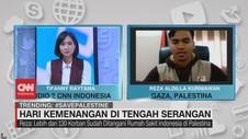 VIDEO: Hari Kemenangan di Tengah Serangan