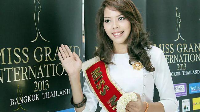 Seorang mantan ratu kecantikan Myanmar, Htar Htet Htet bergabung dengan pemberontak etnis untuk mengangkat senjata melawa junta militer di negara itu.