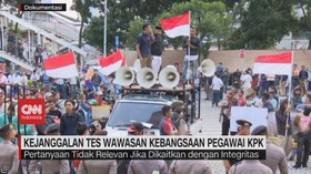 VIDEO: Kejanggalan Tes Wawasan Kebangsaan Pegawai KPK