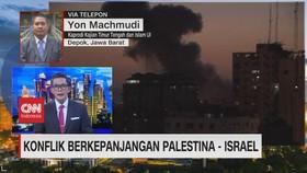 VIDEO: Konflik Berkepanjangan Palestina - Israel