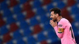Klasemen Liga Spanyol Usai Barcelona Ditahan Levante