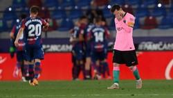 Levante Vs Barcelona: Seri 3-3, Blaugrana Gagal ke Puncak Klasemen