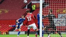 FOTO: Kekalahan Man Utd, Nestapa Liverpool, Pesta Man City