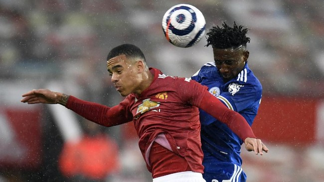 5 Fakta Jelang Duel Leicester vs Manchester United