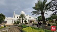 Masjid Al Azhar Batasi Salat Id untuk 7.500 Jemaah
