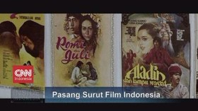 VIDEO: Pasang Surut Film Indonesia