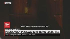 VIDEO: Pengakuan Pegawai KPK Tidak Lulus Tes