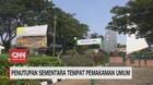 VIDEO: Penutupan Sementara Tempat Pemakaman Umum