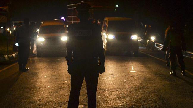 Test antigen akan dilakukan kepada pemudik yang kembali ke Jakarta, namun tidak sempat dites di posko pemeriksaan oleh polisi.