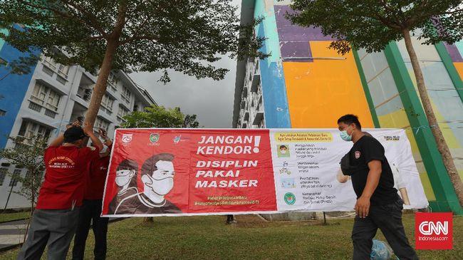 Palembang, Musi Banyuasin, Lubuklinggau, dan Musi Rawas menerapkan PPKM Level 4 mulai 26 Juli hingga dua pekan ke depan.