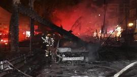 Israel Sebut Militan Gaza Tembakkan 1.500 Roket dalam 4 Hari