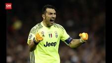 VIDEO: Kontrak Berakhir, Buffon Tinggalkan Juventus