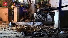 VIDEO: Kerusakan di Israel Usai Dihantam Ratusan Roket Hamas