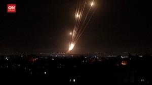 VIDEO: 200 Roket Hamas Hujani Israel