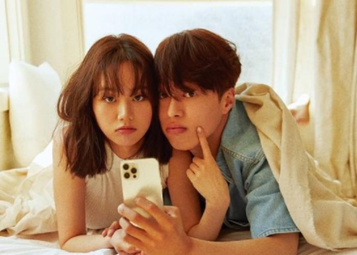 Tidak cuma Hyeri, Jang Ki Yong juga ikut membagikan fotonya bersama Hyeri di akun Instagram / foto: instagram.com/1stlookofficial