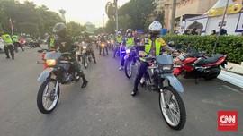 Takbir Keliling di Semarang Dilarang, Tim Elang Terjun 24 Jam