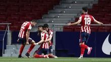 Atletico Madrid Kian Dekat Juara Liga Spanyol