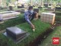 Cerita Pengurus Makam di TPU Jeruk Purut Sepi Peziarah