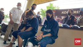 Pembunuhan PSK di Petak Kos, Korban Dikencani Lalu Dibakar