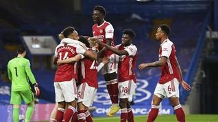 Pemain Positif Covid, Arsenal Batalkan Tur Pramusim ke AS