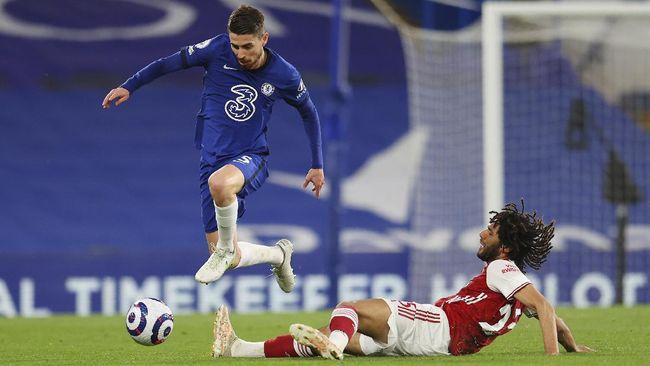 Sederet hasil negatif yang diraih selama dua pekan terakhir bisa jadi sinyal kegagalan Chelsea untuk meraih gelar Liga Champions musim ini.