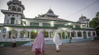 Syarat Masjid Terima Bantuan Dana Rp20 Juta Dari Kemenag