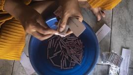 Mercon Maut di Kebumen, Korban Buat Petasan Sambil Merokok