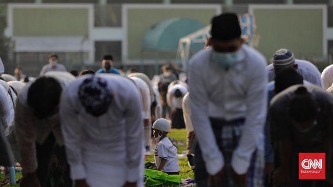 Pemerintah memutuskan melarang pelaksanaan salat Idul Adha secara berjamaah di wilayah yang menerapkan PPKM Darurat.