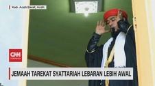VIDEO: Sejumlah Umat Muslim Lebih Dulu Merayakan Lebaran