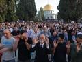 FOTO: Momen Hari Kemenangan Idulfitri 1442 H Muslim Sedunia