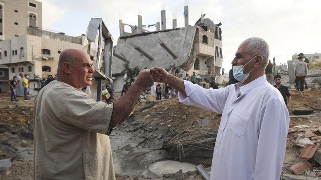 Mesir membuka pintu perbatasan Rafah menuju jalur Gaza untuk mengirimkan 10 ambulans.