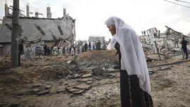 Cerita Rumah di Gaza Berubah Jadi Kawah Usai Gempuran Israel