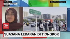VIDEO: Suasana Lebaran di Tiongkok