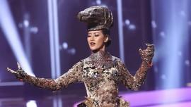 Indonesia Masuk 21 Besar Miss Universe 2020