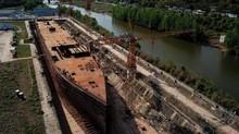Replika Autentik Titanic Jadi Destinasi Wisata Baru China