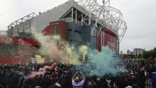 Solskjaer: Man Utd Dihajar Liverpool Bukan karena Demo Fans