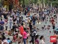 Hari Kedua Lebaran Ancol Dikunjungi 39 Ribu Wisatawan