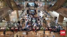 Pengelola soal Masyarakat ke Mal Saat Lebaran: Bukan Belanja
