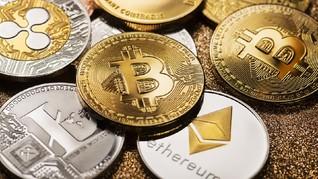 Harga Bitcoin Tersungkur Gegara Larangan Keras China