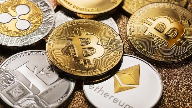 Kripto Bitcoin Dkk Kompak Unjuk Gigi