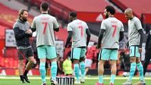 Kaus 'Jordan 7', Cara Liverpool Kenang Fan Tersambar Petir