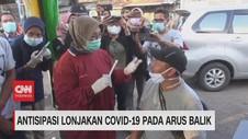 VIDEO: Antisipasi Lonjakan Covid-19 Pada Arus Balik