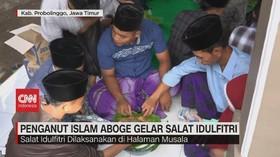 VIDEO: Penganut Islam Aboge Gelar Salat Idulfitri Hari Ini