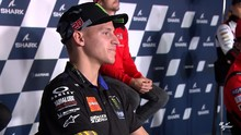 VIDEO: Quartararo Sempat Frustrasi Jelang MotoGP Prancis