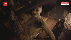 VIDEO: Jelajah Dunia Vampir di Resident Evil Village