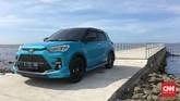 Test Drive Toyota Raize: SUV 1.000 Cc Turbo Tak Pelit Fitur