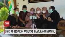 VIDEO: Unik, RT Sediakan Fasilitas Silaturahmi Virtual