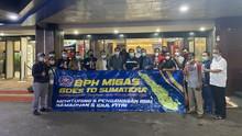 Rangkaian Goes to Sumatera Jadi Kado Ultah BPH Migas ke-18